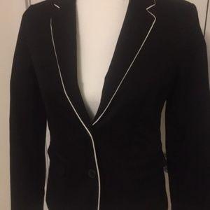 Tommy Hilfiger fitted black blazer